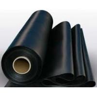 LDPE fólie plochá, 50my, černá, š. role 1000mm